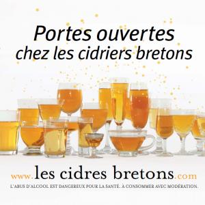 les cidriers bretons vous ouvrent leurs portes